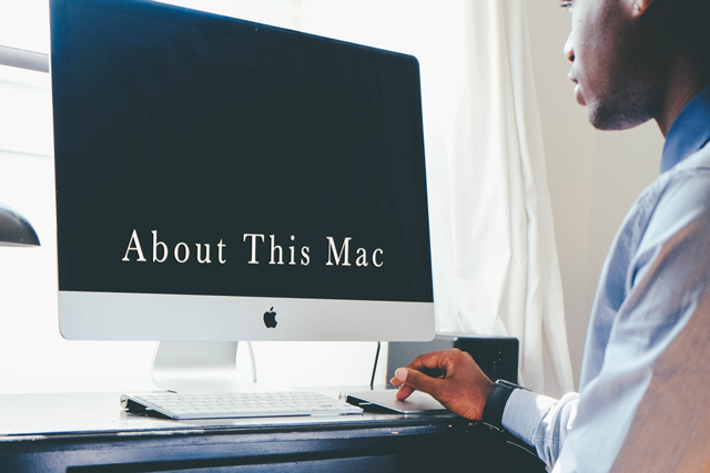 【お役立ち】使わないと損をする「このMacについて」からのOS Xサポートページ