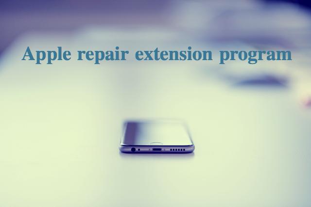 iPhone6Sが突然シャットダウンはバッテリーの無償交換できる