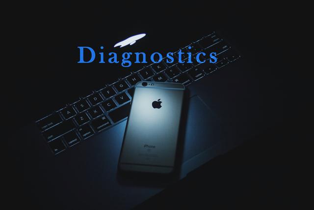 iPhoneのバッテリー診断をAppleサポートアプリで行う