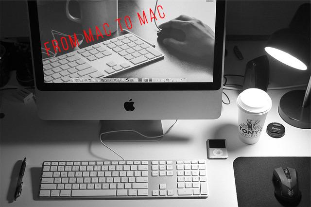 新しいMacを購入してTime Machineバックアップから復元?そりゃ失敗します