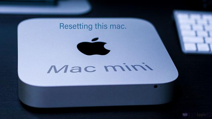 初期 化 mini mac